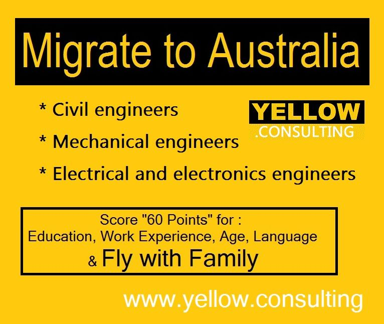 Pin by yellow consulting on skilled work visa australia