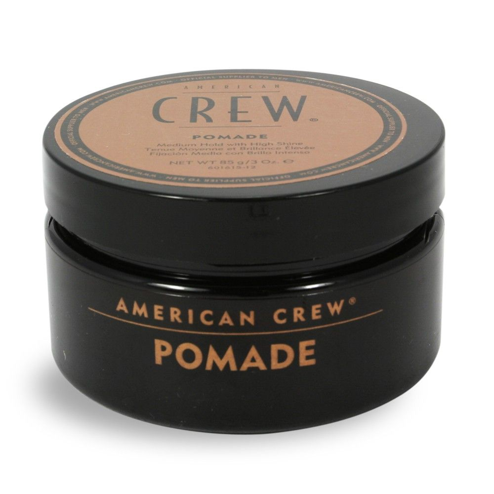 A hair pomade that gives your hair excellent hold shine