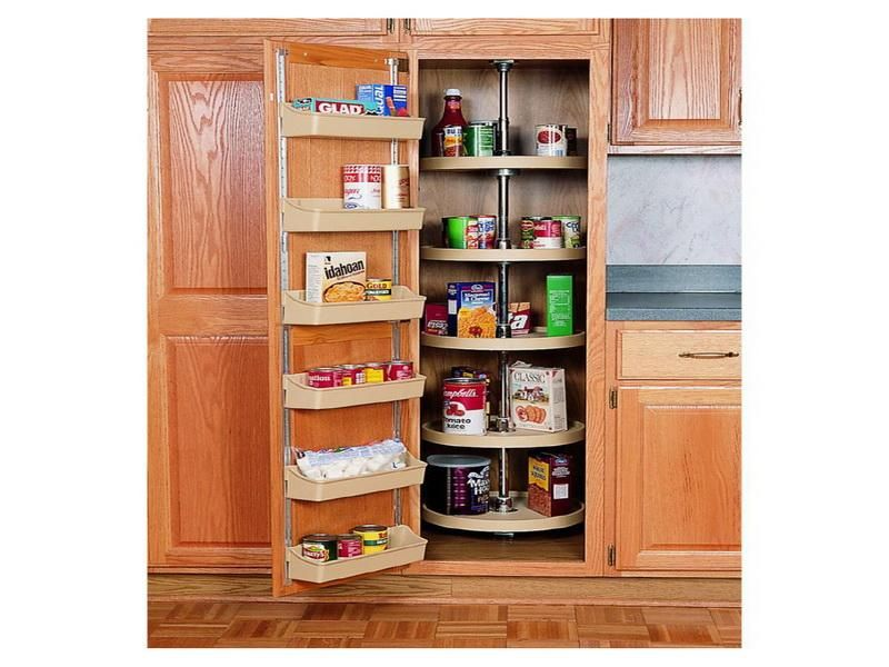 httpwwwinmagzcom awesome small kitchen pantry cabinets - Narrow Kitchen Cabinet