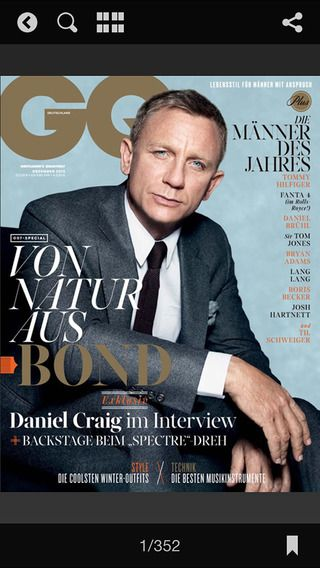 GQ Magazin (D) on the App Store