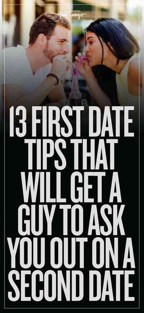 Second date tips for guys