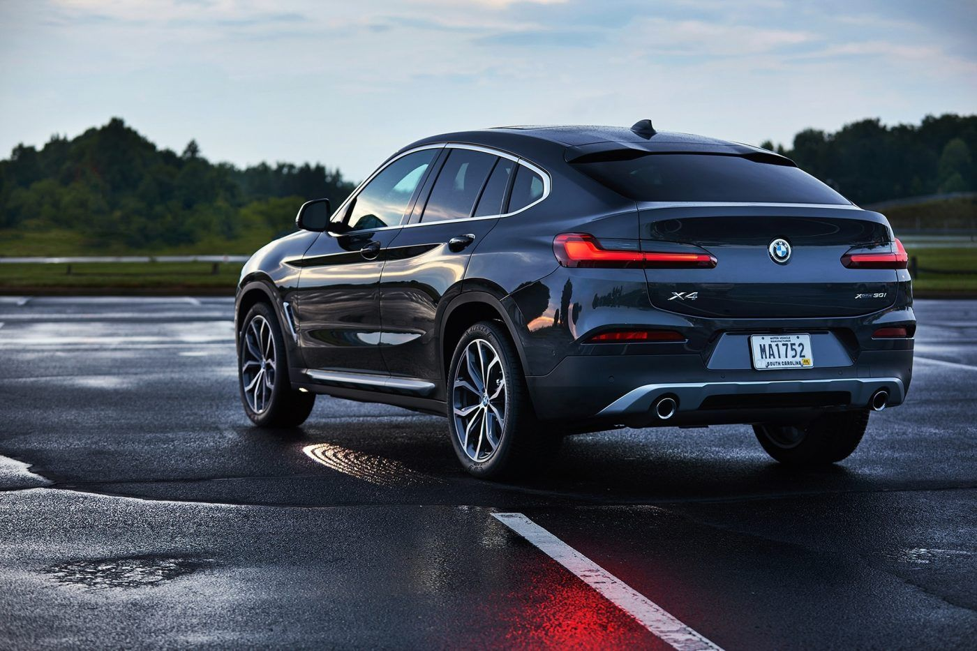 2020 Bmw X4 Here Are The Full Preview Brand Newcars Com The