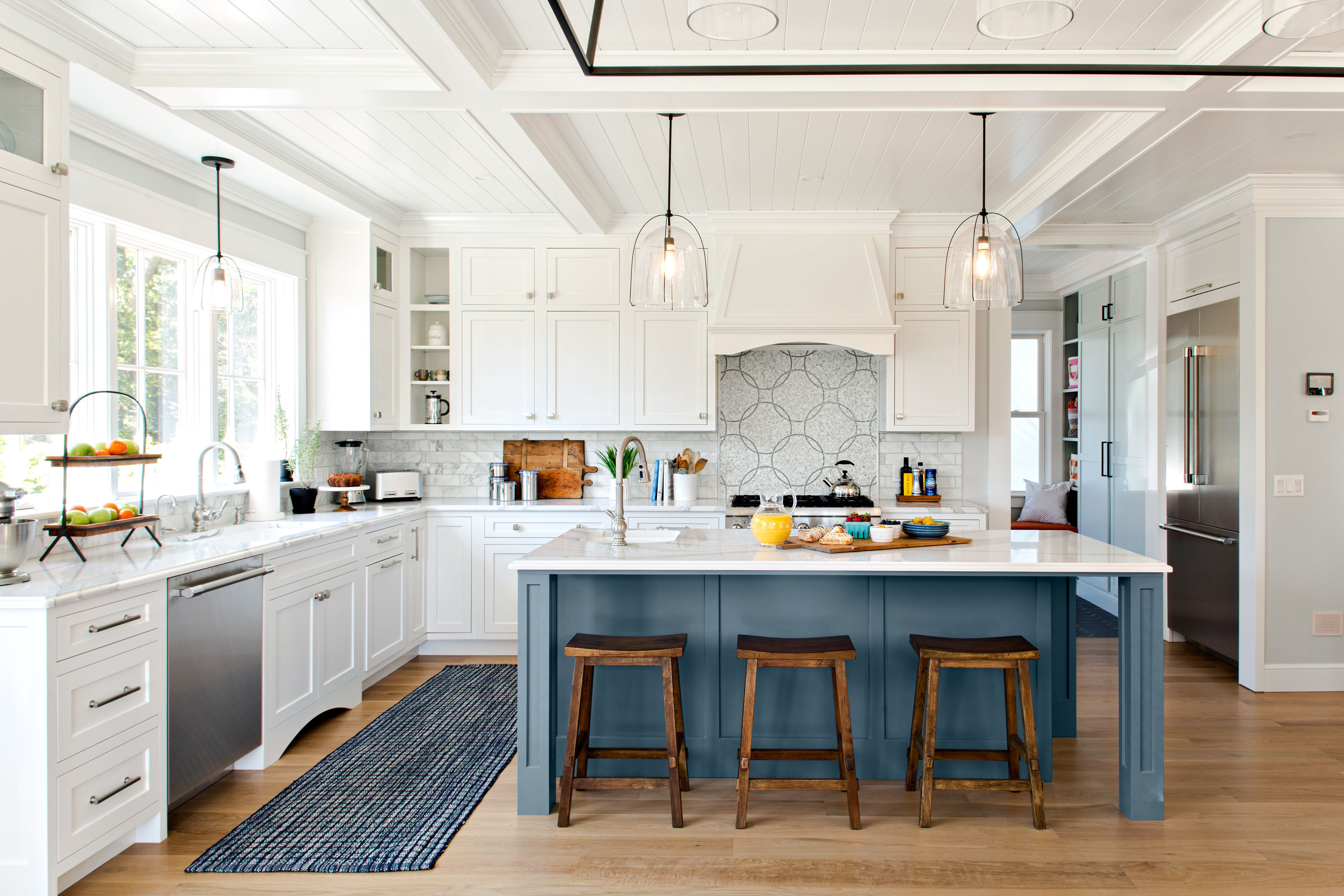 Pro Tips For Building A Better Kitchen Island In 2020 Building A Kitchen Kitchen Remodel Small Kitchen Island With Seating