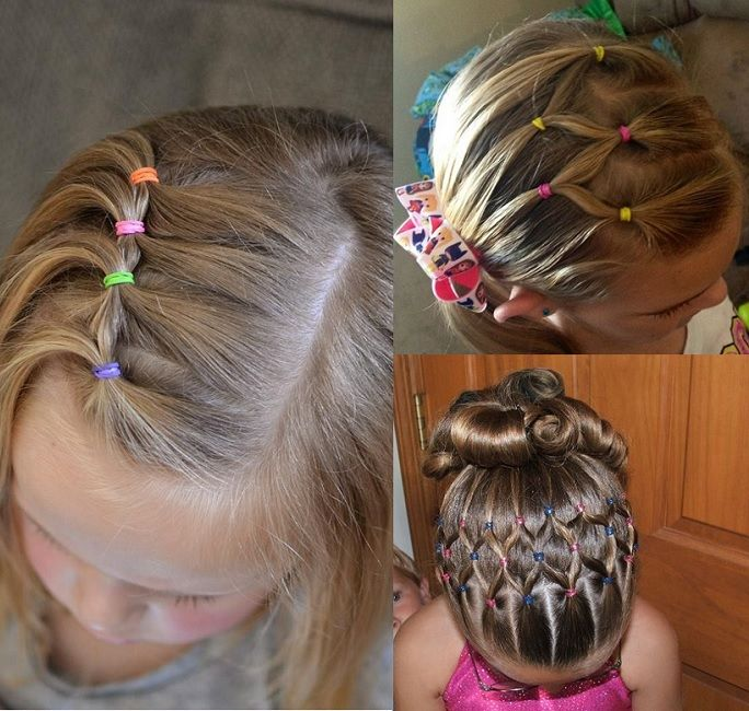 20 Gorgeous Hairstyles For 9 And 10 Year Old Girls Child Insider Tied Up Hairstyles Hair Styles Girl Hairstyles