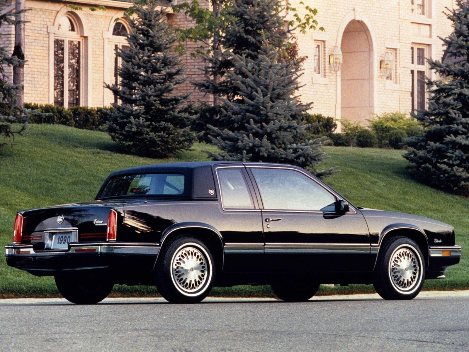 1986 Cadillac Eldorado #Cadillac @cadillac
