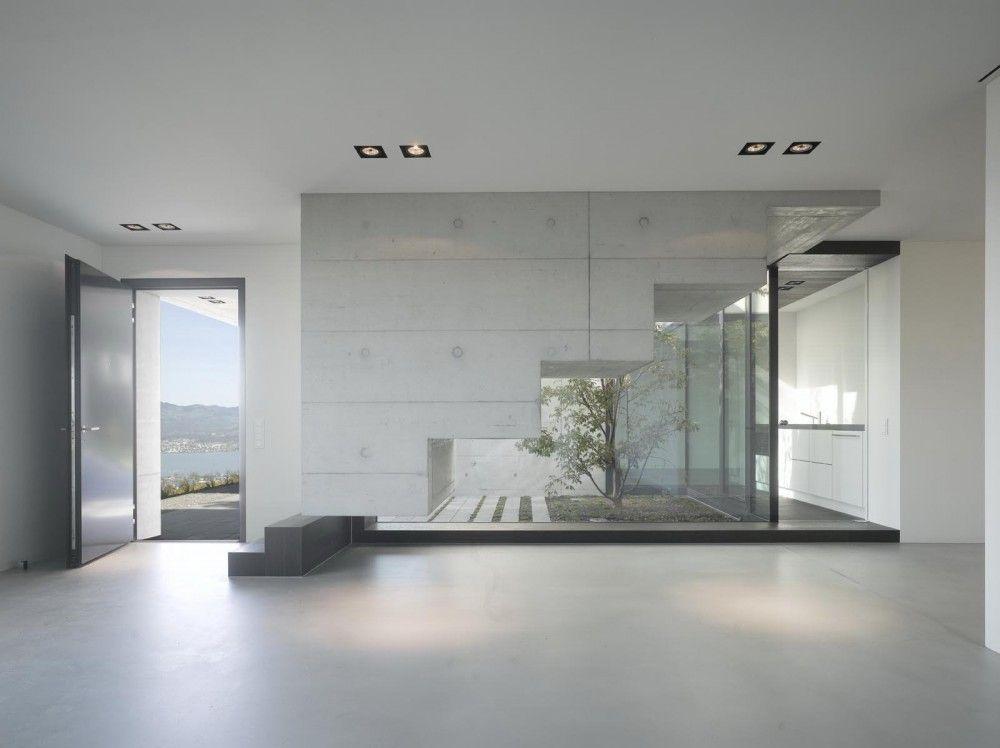 Gallery of Villa K / be baumschlager eberle - 5 Pureté, Escaliers - escalier interieur de villa