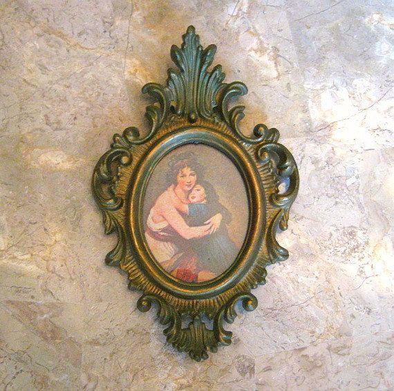 Vintage Victorian Frame, Picture Frame, Photo Frame, Ornate Frame ...