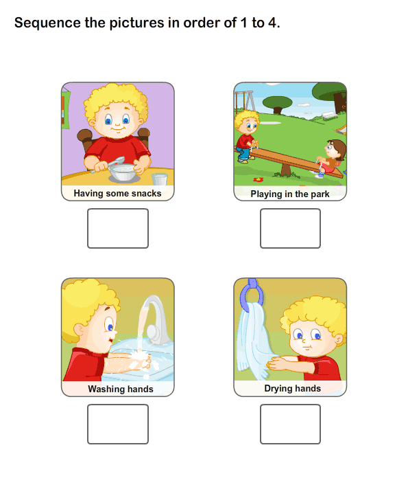 Play And Learn New Personal Hygiene Worksheet , Online Educational ...