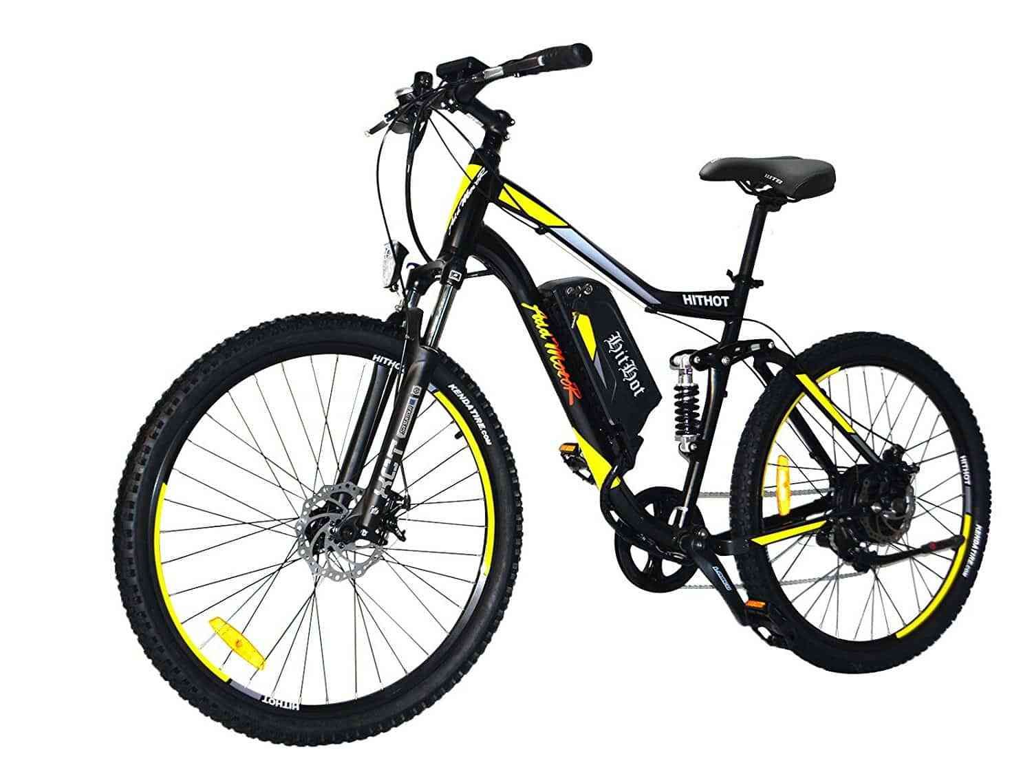 Top 10 Best Electric Mountain Bikes In 2020 Electric Bicycle For