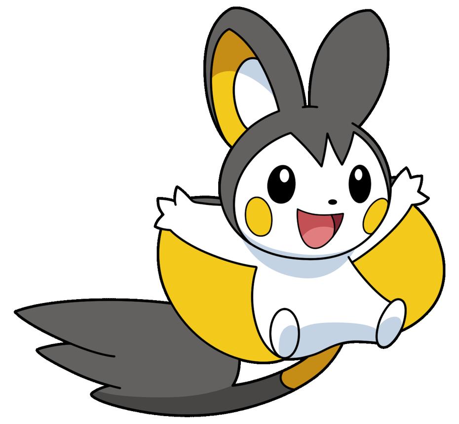 Emolga By Kizarin On Deviantart Pokemon Emolga Pokemon Cute Pokemon