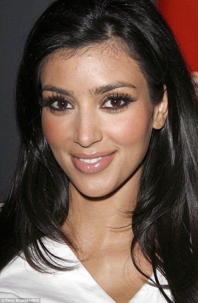 Kim Kardashian, 34, is accused of using fillers | KIMK ...