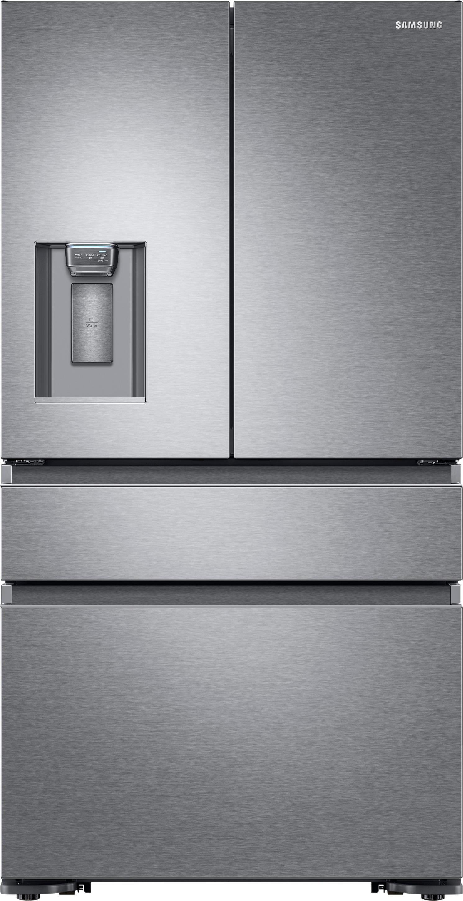 Samsung 226 Cu Ft 4 Door French Door Counter Depth Refrigerator