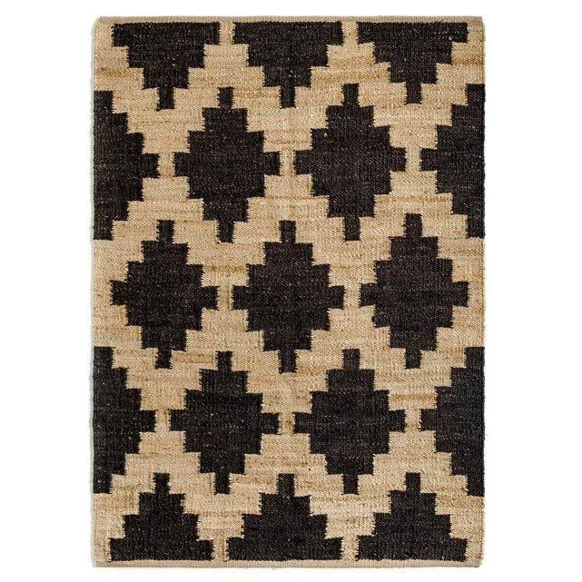 tapis jute carbone pinterest tapis tapis jute et jute. Black Bedroom Furniture Sets. Home Design Ideas