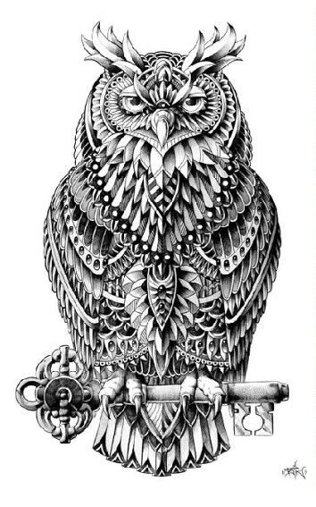 Imagenes Para Serigrafia Gratis Google Search Tatuaje Buho Buho Tribal Produccion Artistica