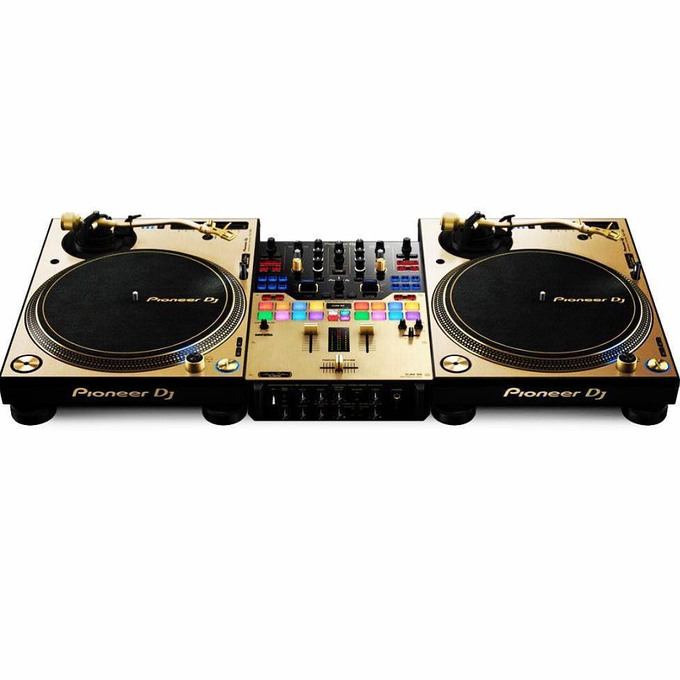 #DJGoals #DJGear #Turntables #PioneerDj #DJsm9 #Mixer #Turntablism #Turntablist #PracticeYoCuts #Techniques #IWantThis #HipHop #AllGoldEverything #Bling by red_aero http://ift.tt/1HNGVsC