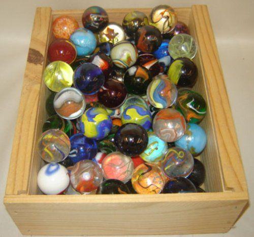 Mega Marbles Set Of 4 Assorted Bulk 1 3 8 Boulder Marbles 5 99 Bestseller Marble Games Marble Glass Marbles