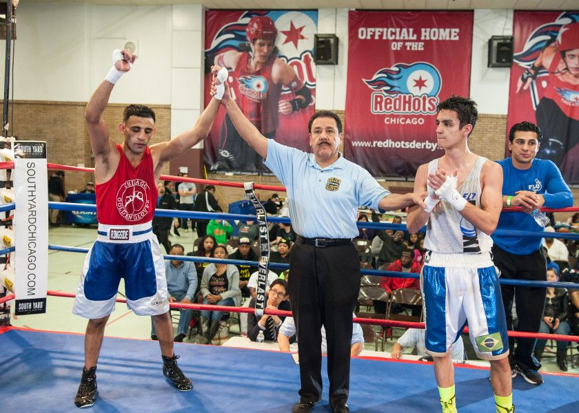 Yousif Saleh vs TBA Live Boxing Stream Sports today