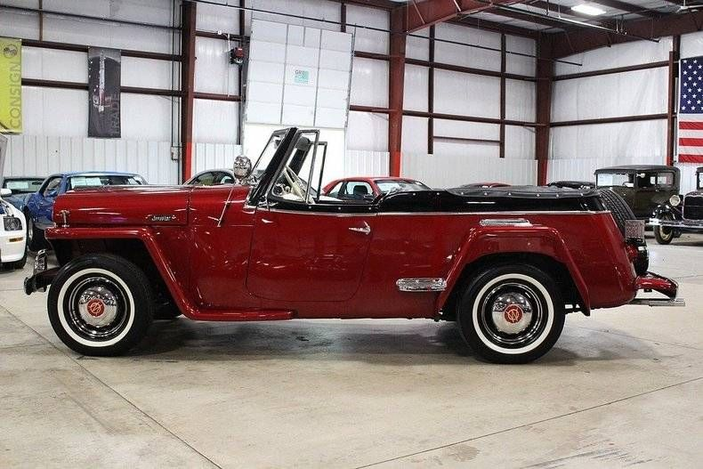 1948 Willys Jeepster For Sale 1971309 Hemmings Motor News