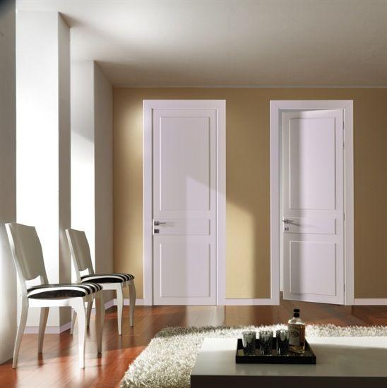 Empire visual porta in legno con anta base liscia dalla for Quella del tavolo e liscia