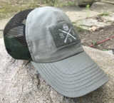 Tactical Mesh Back American Made Hat Red White Blue Apparel – Red White Blue Apparel Co.