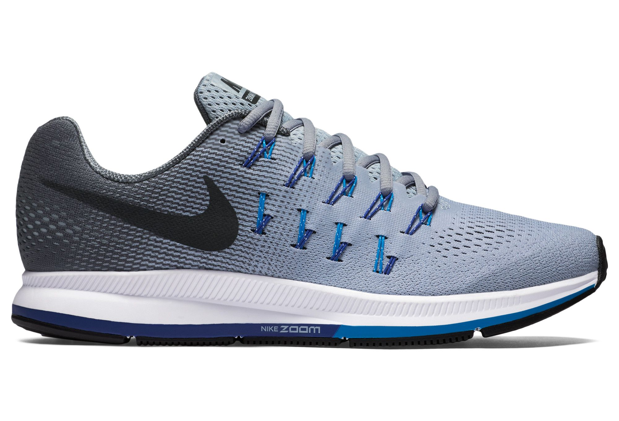 meilleure sélection 48cd0 a29e1 NIKE AIR ZOOM PEGASUS 33 Gris Homme | Shoes | Nike air zoom ...