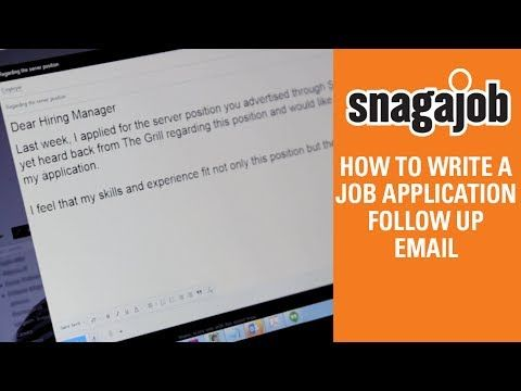 how to write a follow up email Money Pinterest Career advice - follow up resume email sample