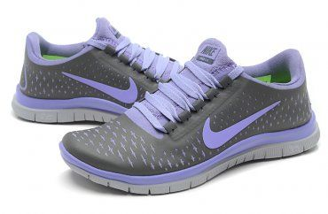 33770aded680d Nike Free 3.0 V4 Womens Shoes For Running Wolf Gray Purple - Click Image to  Close