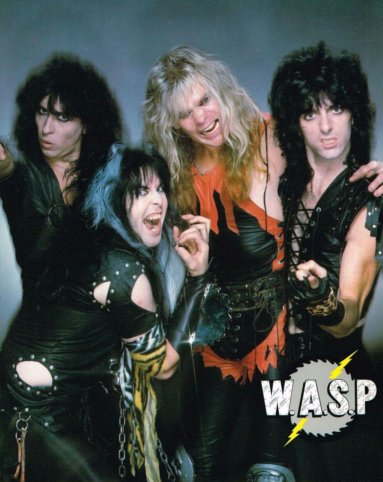 W A S P  #wasp | My Music, My Rules!!! in 2019 | 80s rock bands