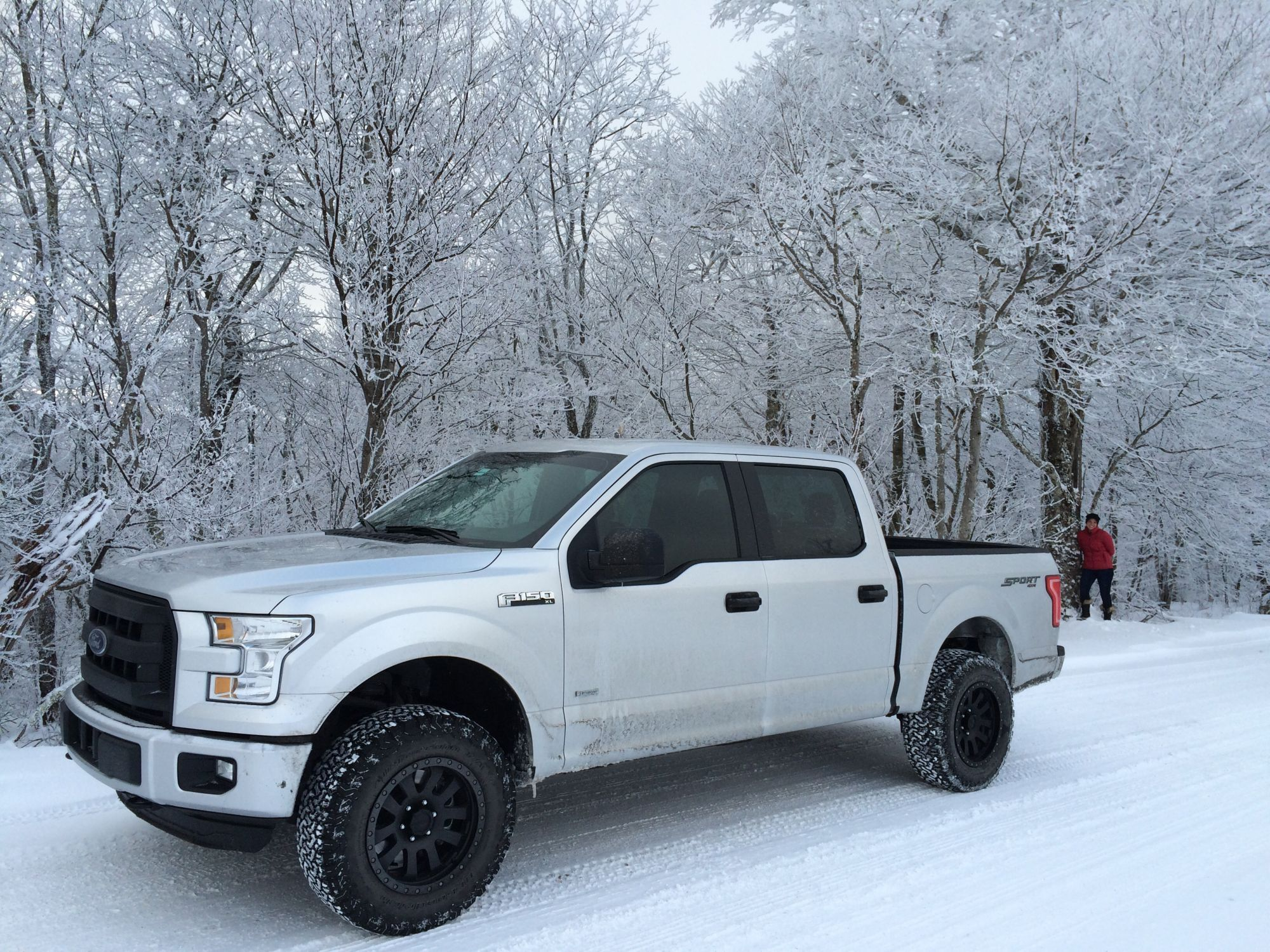 Let S See Those Ingot Silver Trucks Page 18 Ford F150 Forum