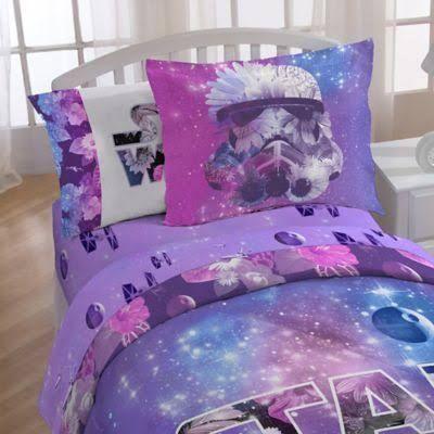 Girls Star Wars Bedding Star Wars Bed Sheets Star Wars Room