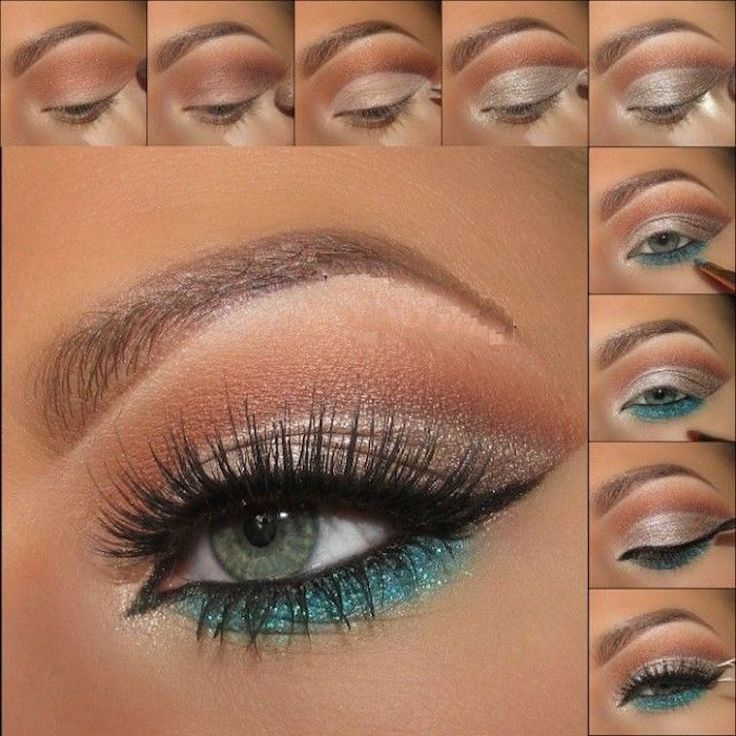 Photo of Look summer eye – my blog – look summer eye – #Blog #EyeMakeup #Eyeliner # …