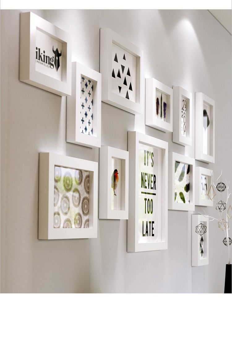 Nice Picture Frames Wall Decoration Ideas | Home Decoration ...