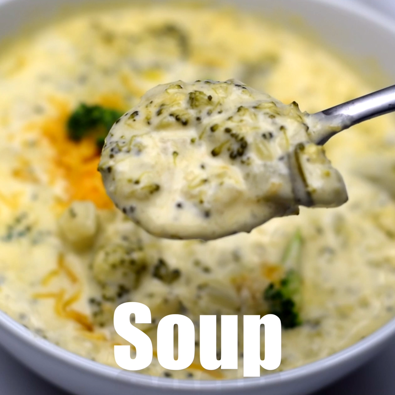 Easy Keto Low-Carb Instant Pot Panera Broccoli Cheddar Cheese Soup images