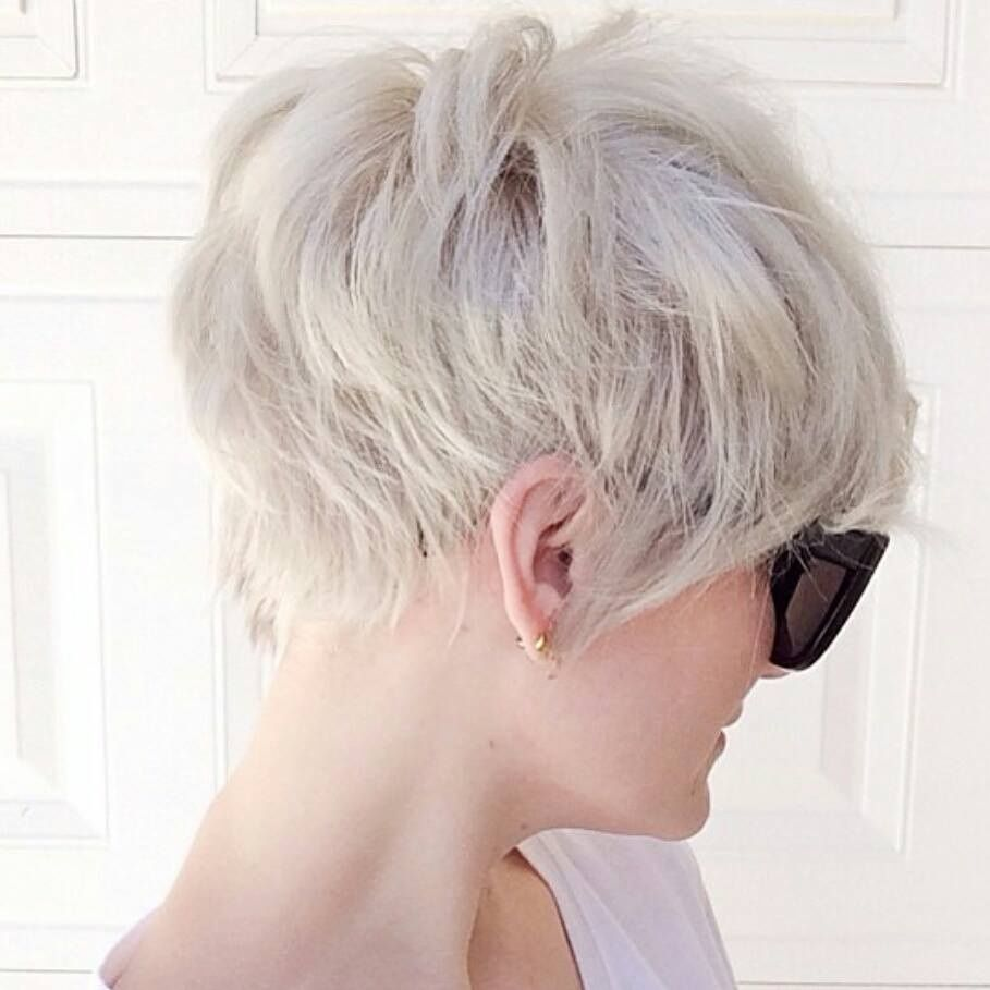 Pin by nicole latimer robb on super short pinterest pixies hair