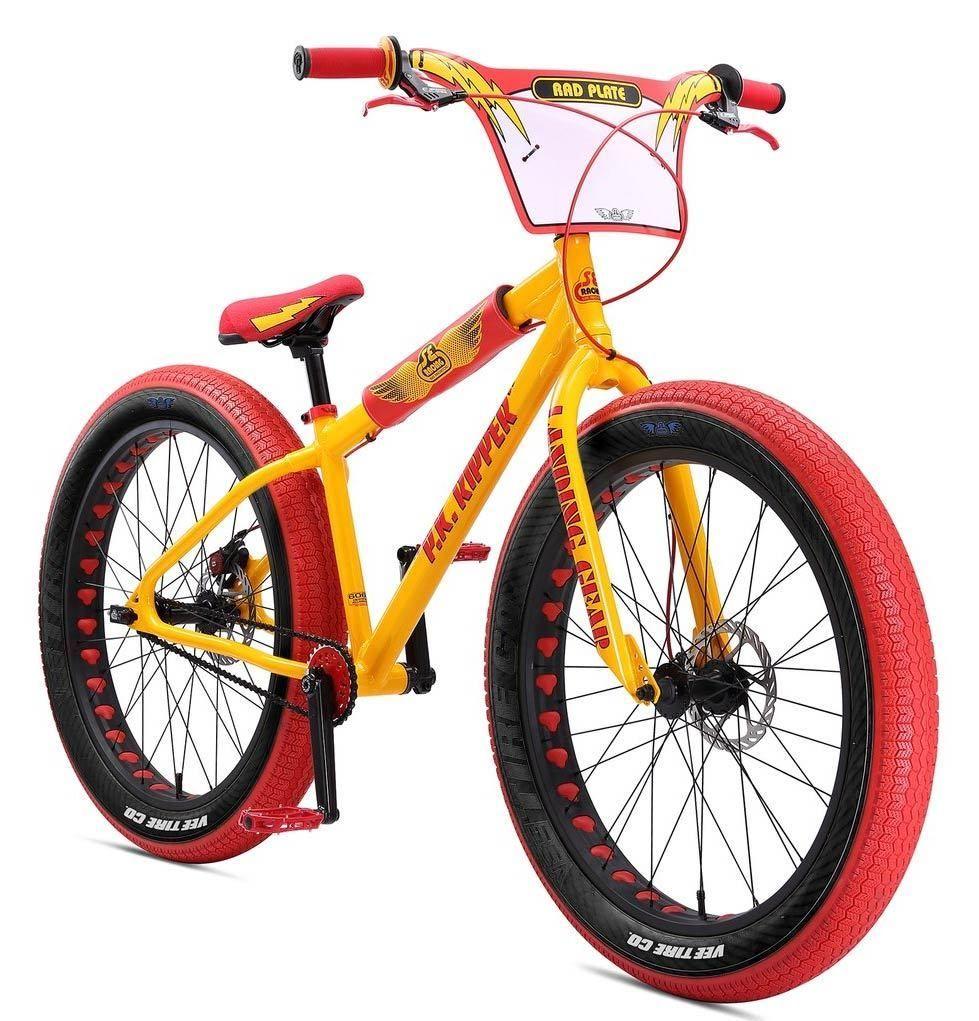 Se Bikes 2019 Fat Ripper 26 Inch Bmx Bike At Albe S Bmx Bike Shop