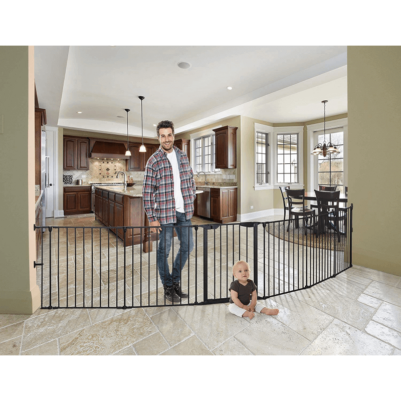 Dreambaby Mayfair Converta Playpen Black