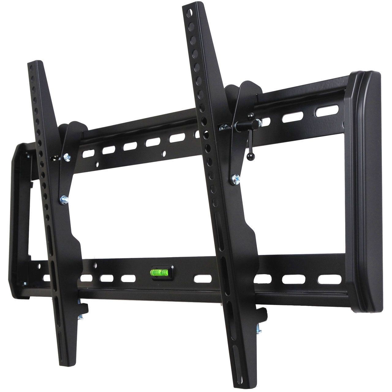 VideoSecu Tilt TV Wall Mount for 32 37 40 42 46 47 50 52 55 58 60 65 LCD  LED Plasma HDTV, some models up to 70 75 Flat Panel Screen Display Max Load  ...
