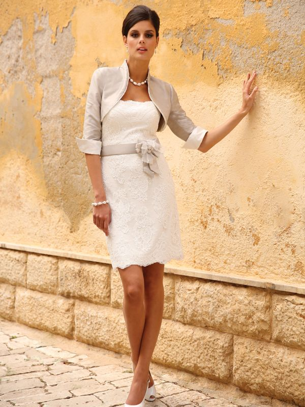 Linea Raffaelli Brautkleider | Kurze elegante kleider ...