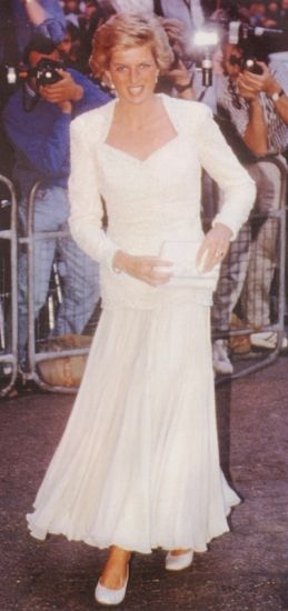 Diana, Princess of Wales :: View topic - Diana's style