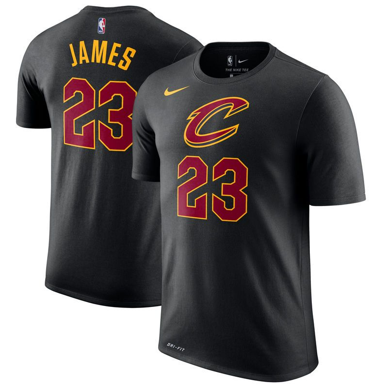 size 40 becab dc515 LeBron James Cleveland Cavaliers Nike Name & Number ...