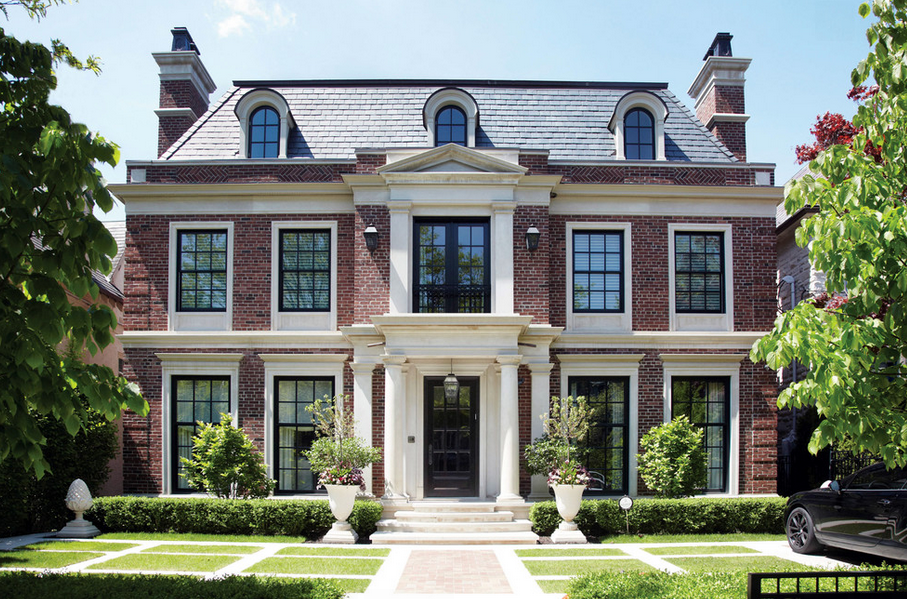 Here Is A Look At 20 Beautiful Brick Homes Which One Is Your Favorite