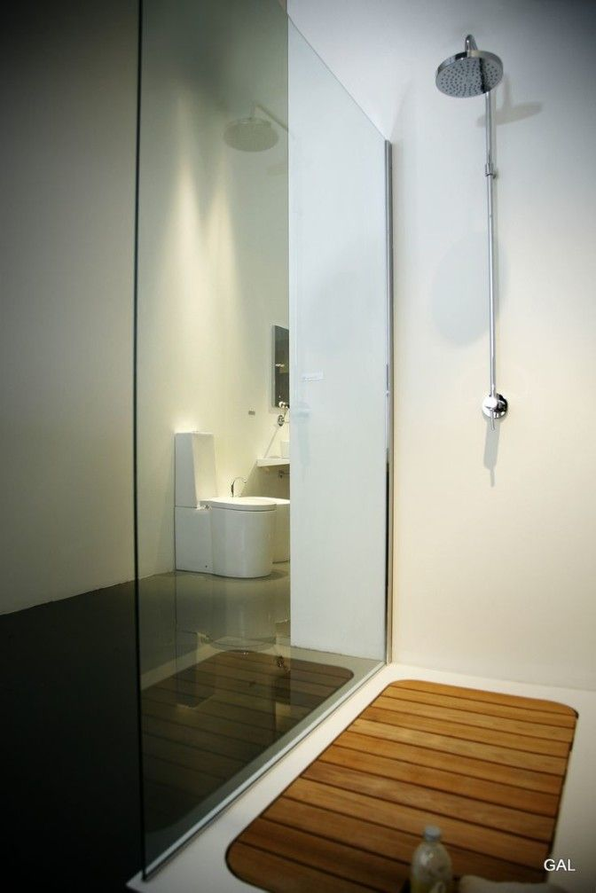 Corian shower trays by DuPont   Shower Stalls & Enclosure ...