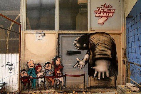 Beyond Banksy Project / Fada & Kult / München - Germany