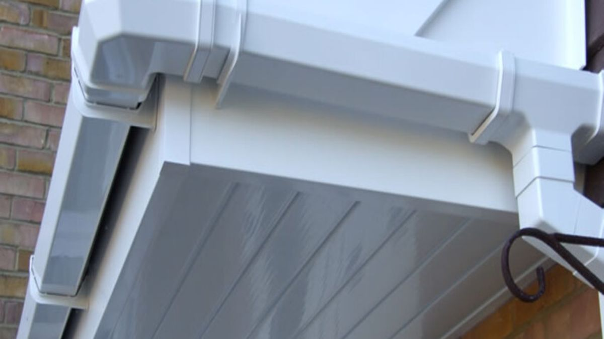 Pvc Guttering Service Ireland Prevent The Possible Damages How To Install Gutters Pvc Gutters Gutter Repair