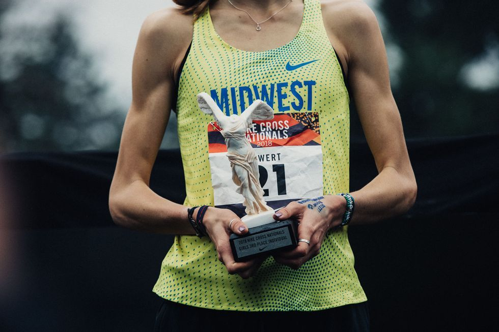 Mud, Sweat, and All Out Drive Scenes From the 2018 Nike