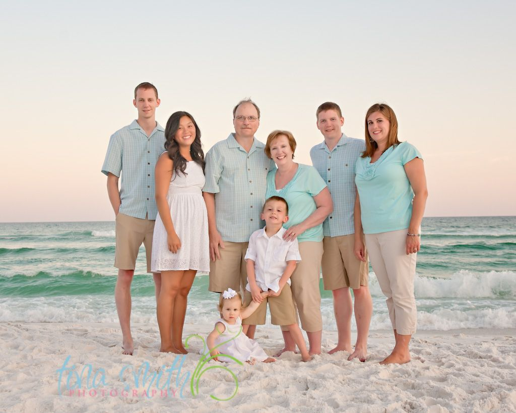 Family Beach Pictures Destin Family Beach Photos Destin Beach Portrait Photographer