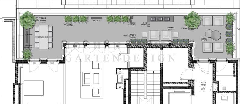 2017 Dachterrassengestaltung