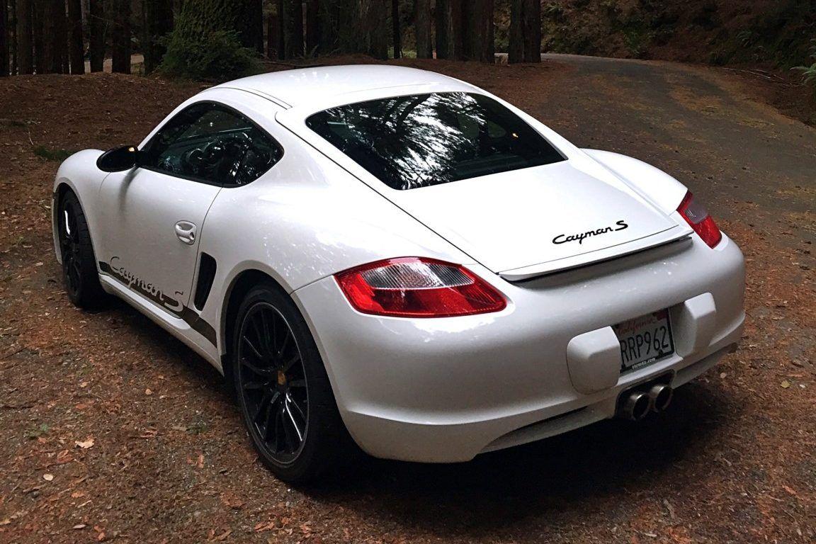2008 Porsche Cayman S Sport 6-Speed