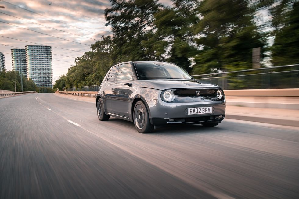 Honda E Electric Car Review - a Lovable Hoot to Drive