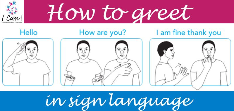 Signoftheweek see below on how to greet in sign language signoftheweek see below on how to greet in sign language m4hsunfo